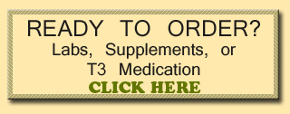 Alternative Thyroid Treatment Orders